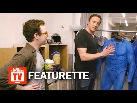 The Tick Season 2 Comic-Con Featurette | 'Behind the Scenes Tour' | Rotten Tomatoes TV
