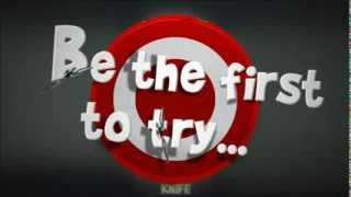 Throw The Knife Free YouTube video