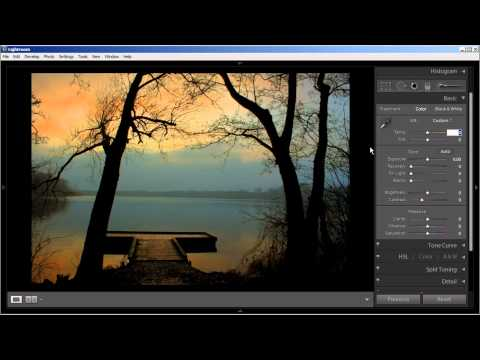 Photomatix Pro HDR Video Tutorial Tone Mapping Using Tone Compressor