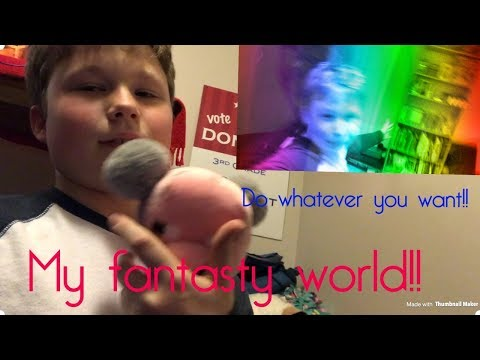 Be perfect always (my fantasy world in vlog version)!!