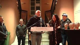 La remise des prix du Festival BD D'Ajaccio