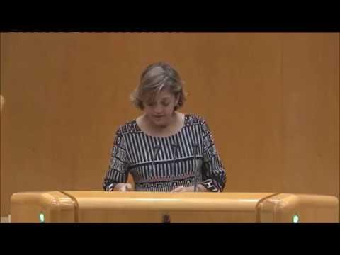 Rosa Vindel Proposición Reforma Ley Electoral