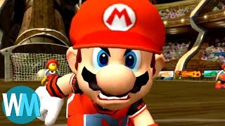 """Top 10 Greatest Mario Bros. Spin-Off Games // Subscribe: http://goo.gl/Q2kKrD // TIMESTAMPS BELOWBe sure to visit our Suggest Tool and Submit Ideas that you would like to see made into Top 10 videos! http://www.WatchMojo.com/SuggestYou wouldn't know it, but being a plumber gives you skills in a lot of different fields. These are the best games that feature the portly plumber outside of his platforming adventures, whether it be in Go-Kart races, roleplaying romps or even jaunts on the soccer field. Welcome to http://WatchMojo.com/ and today we're counting down our picks for the Top 10 Greatest Mario Bros. Spin-Off Games!00:39 #10. """"Dr. Mario"""" (1990) 01:14 #9. """"Captain Toad Treasure Tracker"""" (2014) 02:02 #8. """"Mario Tennis"""" (2000) 02:47 #7. """"Super Mario Strikers"""" (2005) 03:29 #6. """"Luigi's Mansion Dark Moon"""" (2013) 04:08 #5. """"Paper Mario The ThousandYear Door"""" (2004) 04:50 #4. """"Mario Party 2"""" (2000) 05:29 #3, #2 & #1: ????Special thanks to our users """"Erik blidner"""", """"Lamont Holt"""" & """"Omar Asousy"""" for suggesting this topic using our interactive suggestion tool at http://WatchMojo.com/suggest Our Magazine!! Learn the inner workings of WatchMojo and meet the voices behind the videos, articles by our specialists from gaming, film, tv, anime and more. VIEW INSTANTLY: http://goo.gl/SivjcXWatchMojo's Social Media Pageshttp://www.Facebook.com/WatchMojohttp://www.Twitter.com/WatchMojo http://instagram.com/watchmojo Get WatchMojo merchandise at shop.watchmojo.comWatchMojo's ten thousand videos on Top 10 lists, Origins, Biographies, Tips, How To's, Reviews, Commentary and more on Pop Culture, Celebrity, Movies, Music, TV, Film, Video Games, Politics, News, Comics, Superheroes. Your trusted authority on ranking Pop Culture."""