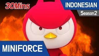 Video [Indonesian dub.] MiniForce S2 EP7~9 MP3, 3GP, MP4, WEBM, AVI, FLV Juli 2018