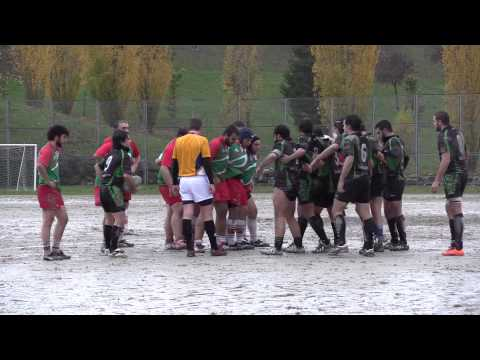 Rugby 1ª División Liga Vasca: Iruña RC - Hernani RCE