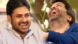 Video Pawan Kalyan and Trivikram Hilarious Interview in Farm House | Rare & Exclusive | TFPC MP3, 3GP, MP4, WEBM, AVI, FLV April 2018