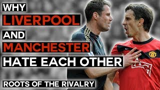 Video Why Liverpool and Manchester Hate Each Other   United vs Liverpool   Roots of the Rivalry MP3, 3GP, MP4, WEBM, AVI, FLV Juni 2019