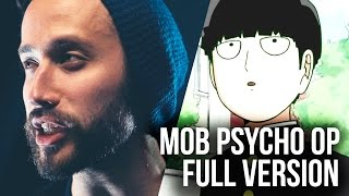 Mob Psycho 100 (FULL ENGLISH OP) - Mob Choir 99 cover by Jonathan Young & SixteeninMono Video