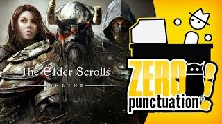 Video THE ELDER SCROLLS ONLINE - WE CAN MMO TOO (Zero Punctuation) MP3, 3GP, MP4, WEBM, AVI, FLV Juni 2018