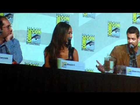Nikita @ SDCC 2012 Part 1