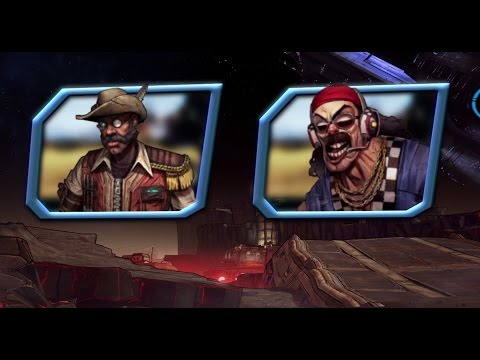 Borderlands The Pre-Sequel en vidéo
