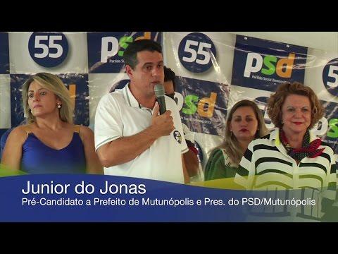 Evento PSD em Mutunópolis - 09.07.2016