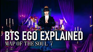 Video BTS (방탄소년단) 'Outro : EGO' EXPLAINED/THEORY download in MP3, 3GP, MP4, WEBM, AVI, FLV January 2017