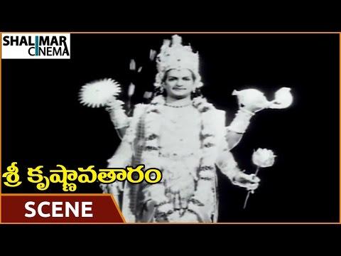 Video Sri Krishnavataram Movie || NTR Best Climax Emotional Scene || NTR, Devika || Shalimarcinema download in MP3, 3GP, MP4, WEBM, AVI, FLV January 2017
