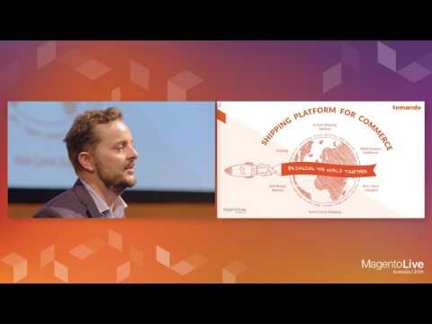 MagentoLive Australia 2016- Solutions Spotlight: Temando