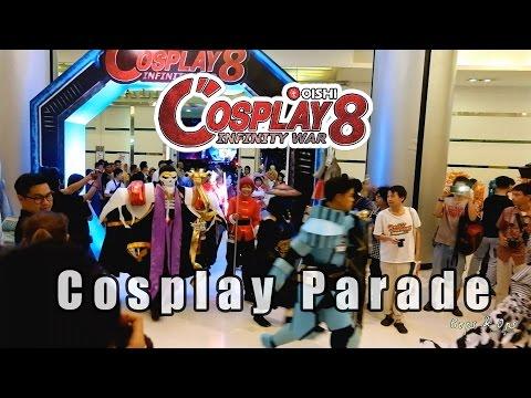 Oishi Cosplay 8 Infinity War – Cosplay Parade