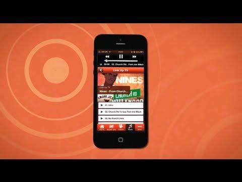 Video of Link Up TV - Free Mixtapes App