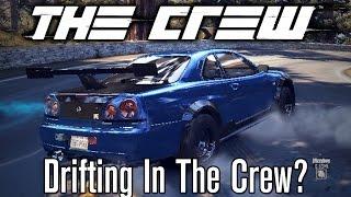 8. Drifting In The Crew BETA?