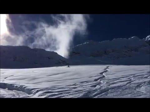 Off piste in poedersneeuw Dolomieten met Snowemotion
