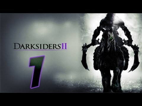 Darksiders 2 - Darksiders 2 en español | Walkthrough | Parte 1 | El gigante de hielo Darksiders 1 completo: http://www.youtube.com/playlist?list=PL64D46F56B69EBC99&feature=...