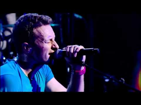 Coldplay - Charlie brown & Paradise Live at X-factor US (HD)