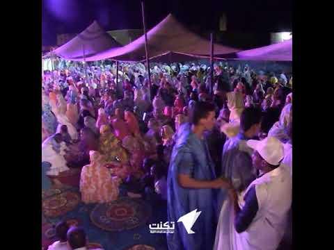بالفيديو.. جانب من السهرة الأولى من مهرجان بتلميت الثقافي