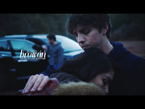 brandon&rowan | you're in love with her
