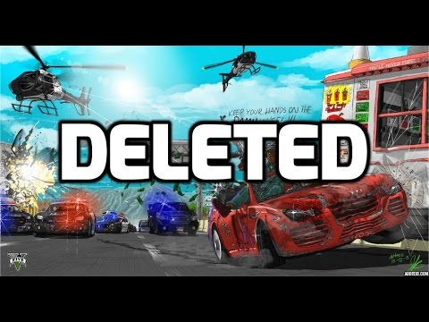 GTA 5: The Deleted Trailer