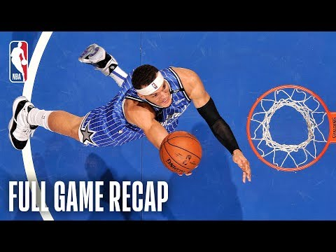 Video: HORNETS vs MAGIC | ORL Jumps Out To Early Lead | February 14, 2019