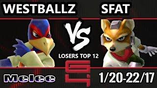 Video Genesis 4 SSBM - G2 Westballz (Falco) Vs. CLG | SFAT (Fox) Smash Melee Losers Top 12 MP3, 3GP, MP4, WEBM, AVI, FLV Desember 2017