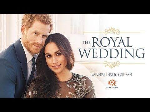 WATCH: Prince Harry and Meghan Markle's Royal Wedding (видео)