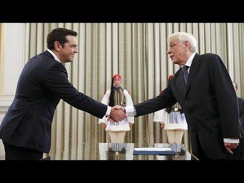 grecia: alexis tsipras è di nuovo primo ministro greco