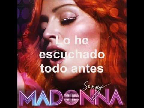 Madonna - Sorry (Traducida al Español)
