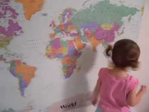 Lilly: The World Map Master