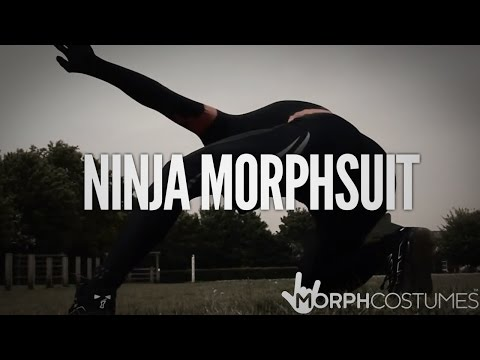 Morphsuits - The Ninja Suit