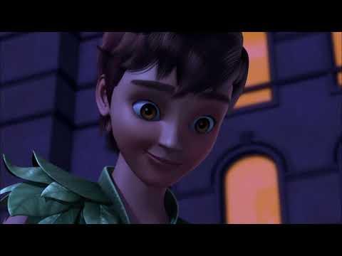 Robin hood as Peterpan cartoon episode 8
