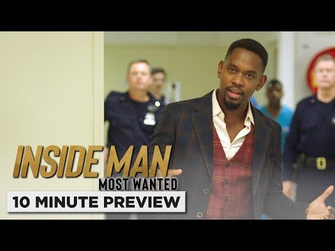 Inside Man: Most Wanted | 10 Minute Preview | Own it now on Blu-ray, DVD, & Digital