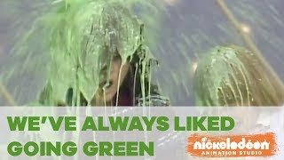 Since the first kid ever got slimed, we've always liked going green. See Inside Nick how we're taking steps for a greener tomorrow.Subscribe for more awesome videos from Nickelodeon Animation! http://www.youtube.com/subscription_c...Visit NAS around the web:Official Website: http://nickanimationstudio.com/Facebook: https://www.facebook.com/NickAnimationTumblr: http://nickanimationstudio.tumblr.com/Twitter: https://twitter.com/NickAnimationInstagram: https://instagram.com/nickanimation