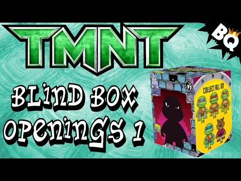 ninja - Ninja Turtles Mystery Box Openings TMNT KidRobot Review. SUBSCRIBE to BrickQueen: http://bit.ly/1j3VMDo Check out more Ninja Turtles reviews here: http://bit.ly/1rJHD1Y Turtle power! Get your...