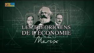Les théoriciens de l'économie - Marx -