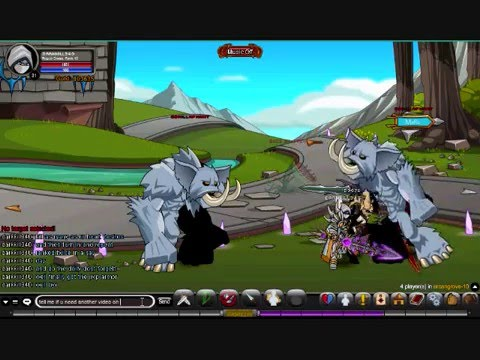easy way to get money aqw
