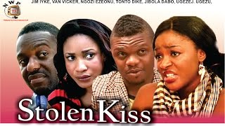 Stolen Kiss - Nigerian Nollywood Movie