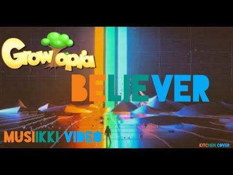Believer - Growtopia musiikki video (music video)