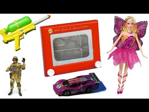 All! - They changed the game in the toy business, and enriched our childhoods! Join http://www.WatchMojo.com, as we count down our picks for the top 10 toy lines of all time! Check us out at http://www.Tw...