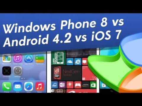 Иос7 Андроид