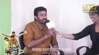 Ajay Krishna Talks about Dharani Movie