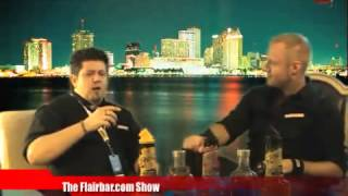 Flairbar.com Show with Cesar Romero @ Tales of the Cocktail 2010!