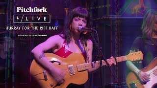 Watch Hurray for the Riff Raff perform an intimate set at Meow Wolf for Pitchfork Live