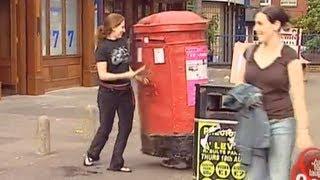 Runaway Mailbox Prank