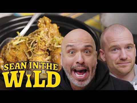 Filipino Food 101 with Jo Koy | Sean in the Wild